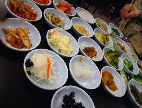 Рецепты южнокорейской кухни с фото